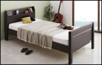 2段ベッドを分割して使う