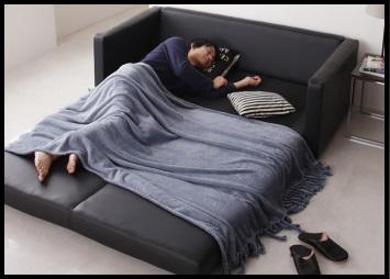 囲いのあるベッド