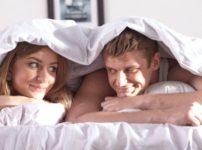 新婚さんのベッド