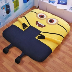ミニオン ベッド